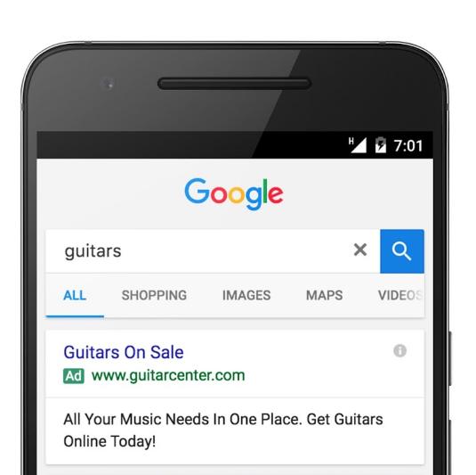 Google Ads - Mobil Reklam Performans Artırma